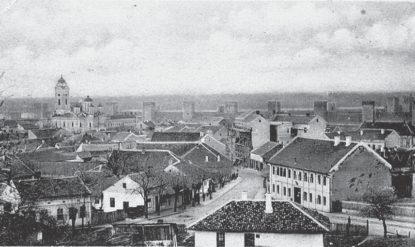 Oblasna bolnica u Davidovićevoj izmedju dva rata
